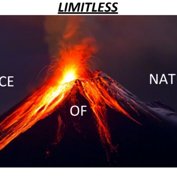Limitless Force of Nature