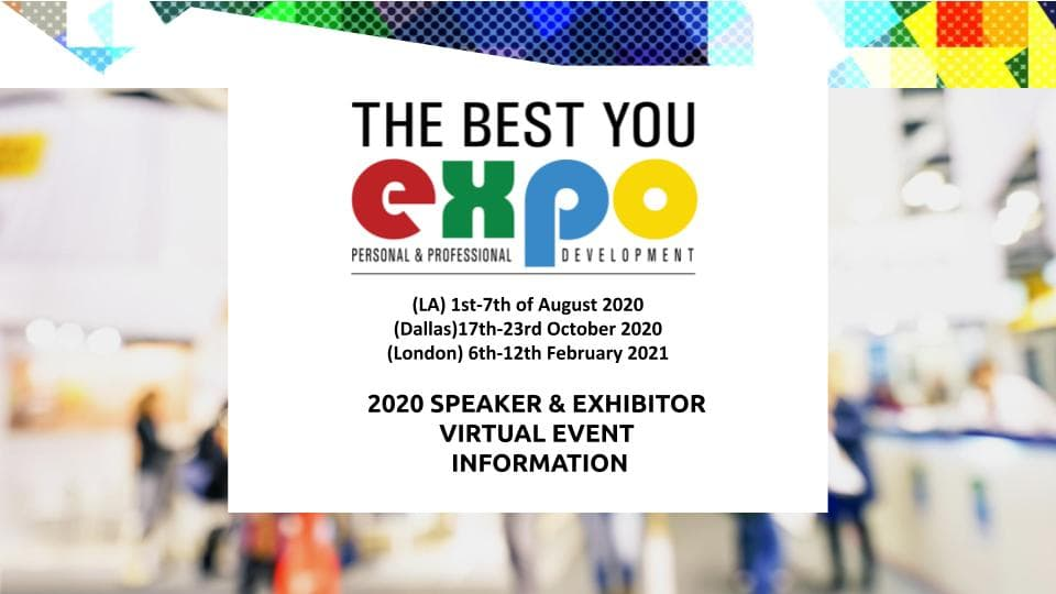 The Best You Expo Virtual