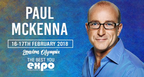 Paul McKenna - Main Stage