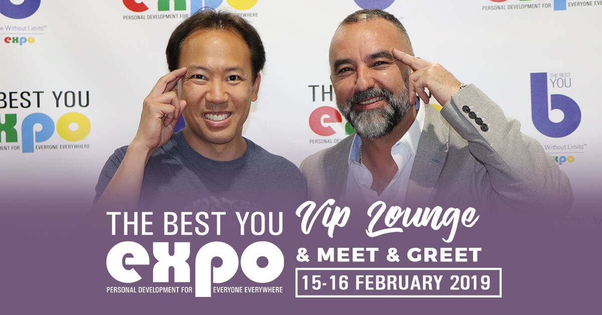 The Best You Expo - VIP Lounge