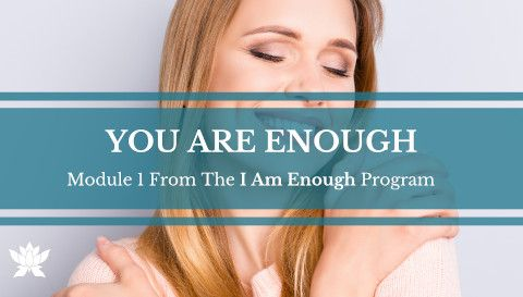 I Am Enough Module Image