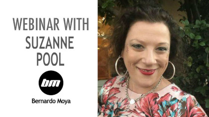 SUZANNE POOL WEBINAR – SIGN UP NOW!