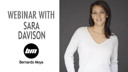 SARA DAVISON – SIGN UP NOW!