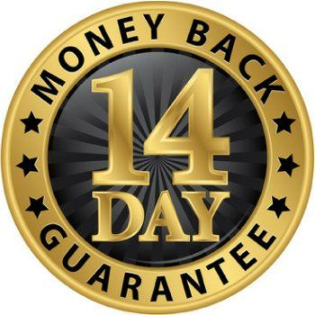 14 Day - Money Back Guarantee